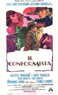 The Conformist, dir. Bernardo Bertolucci, 1970