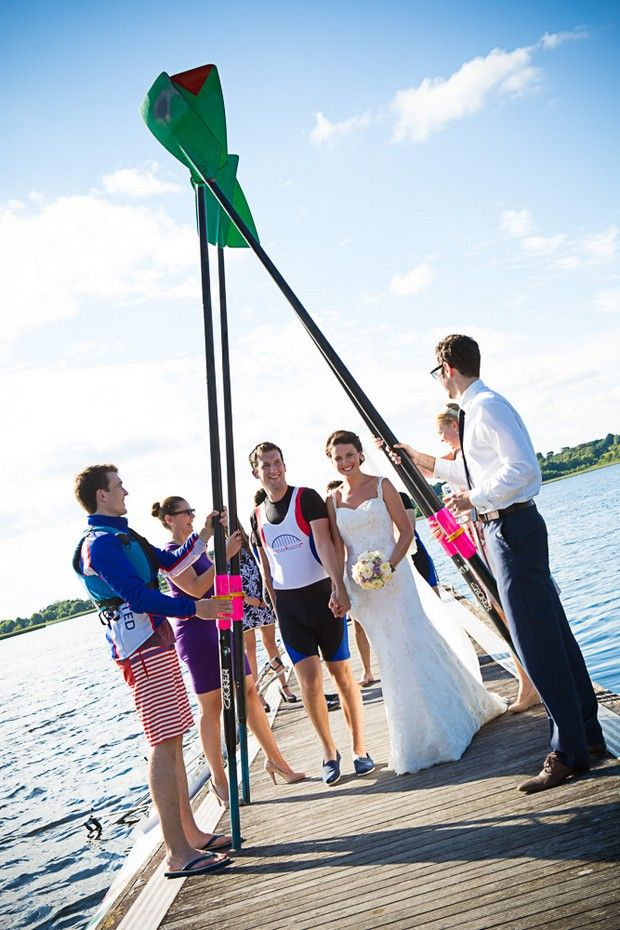Love on Lough Ree – Wineport Lodge Real Wedding by Insight Photography | weddingsonline