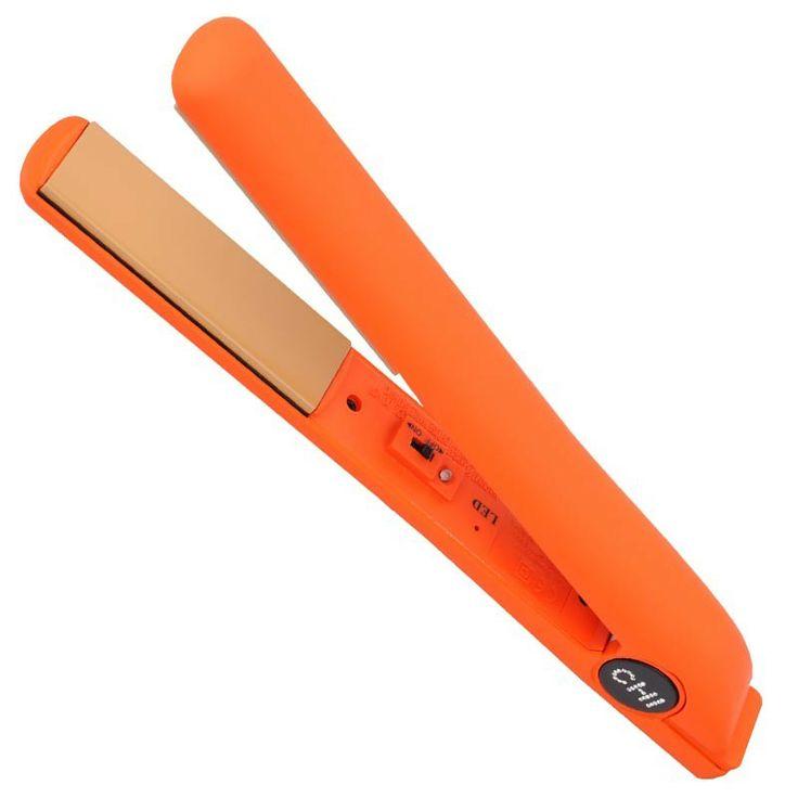 Soft Orange CHI stijltang limited  WK edition