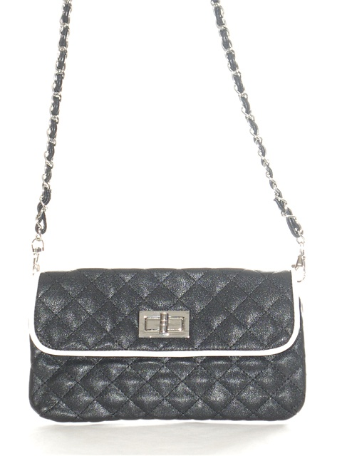 Jolie Quilted Mini Bag by Alibi at AlibiOnline. As seen in Who.