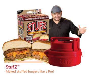 stufz burger press instructions