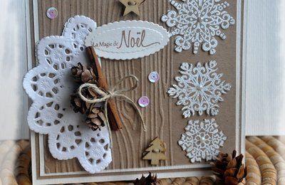 Carterie artisanale de Majorelle: Merry Monday Christmas challenge#204