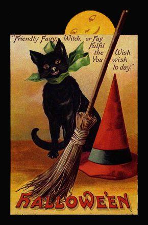 Samhain | En esta noche de Samhain señalo tu paso,