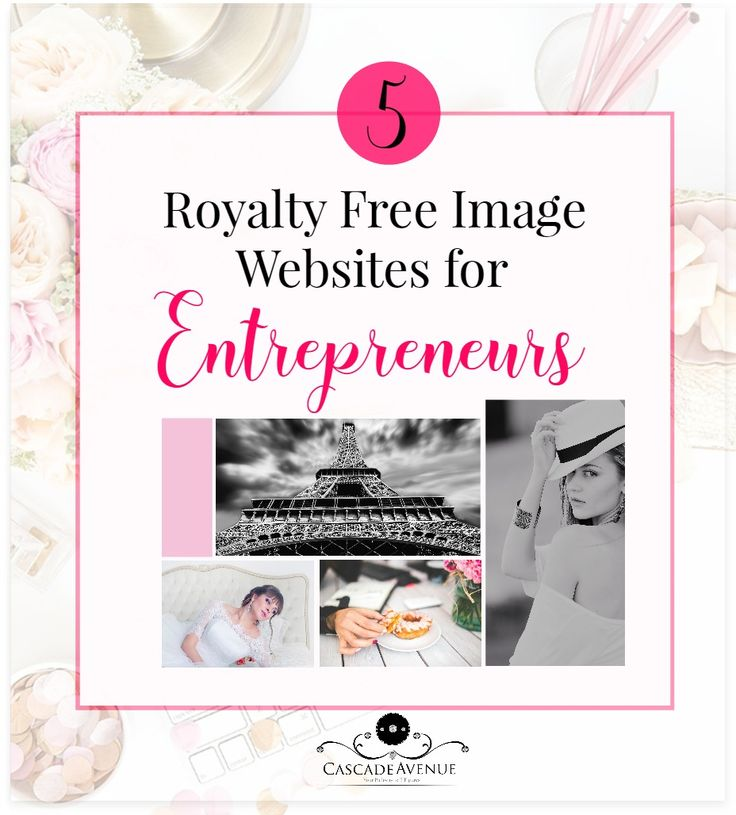 Having high quality images for your business, is a must. Here are the 5 best royalty free photo websites for beautiful free stock photos that won't jeopardize your business. I have curated them with your business in mind, all commercial free.   Here is what you will find: Royalty free images for commercial use. Free images no copyright. Royalty free images free of charge.  Public domain images free