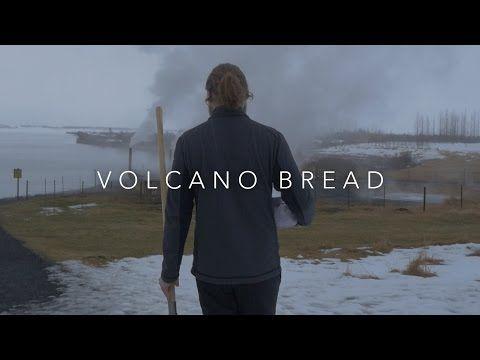 Vidéo : un pâtissier islandais cuit son pain à la chaleur des sources thermales