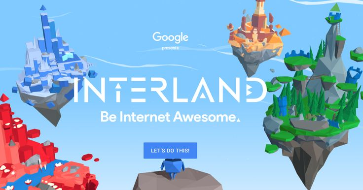 Be Internet Awesome  is Google's new Internet safety curriculum. I learned about it from Larry Ferlazzo  and then spent some time explorin...