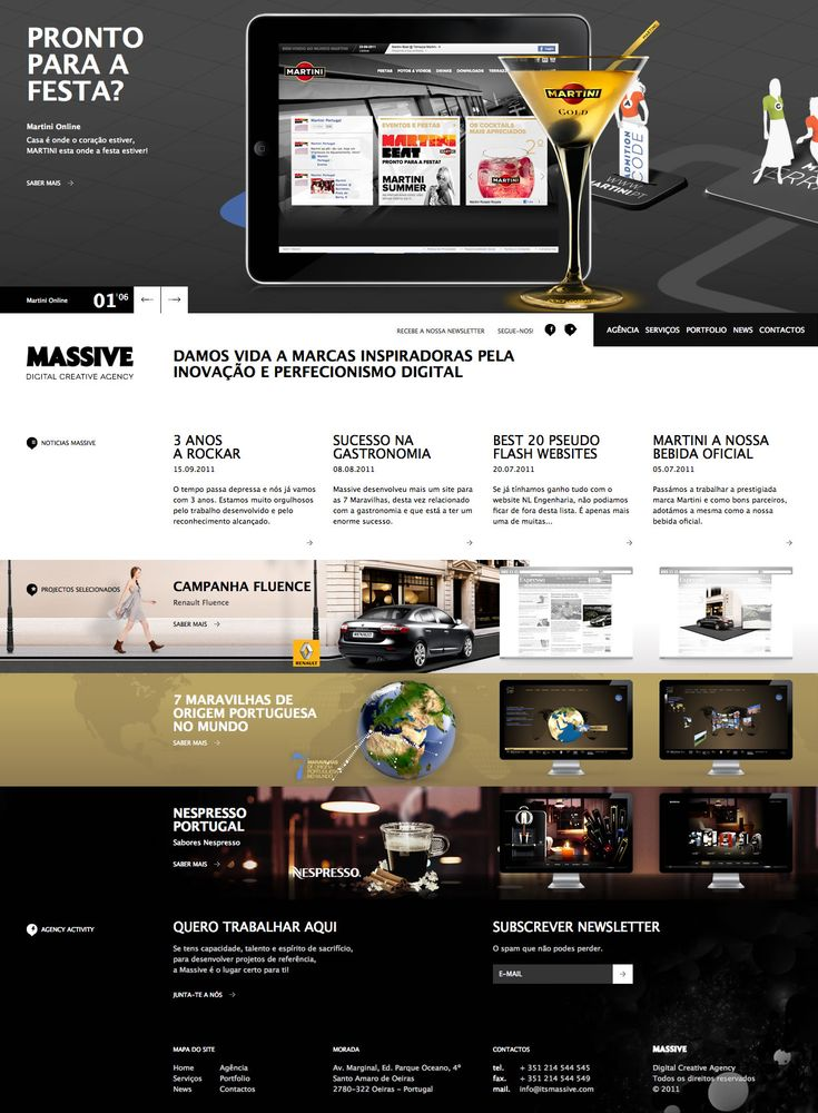 Massive Digital Creative Agency