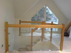 17 best images about bras d 39 escalier on pinterest wood for Garde corps bois interieur