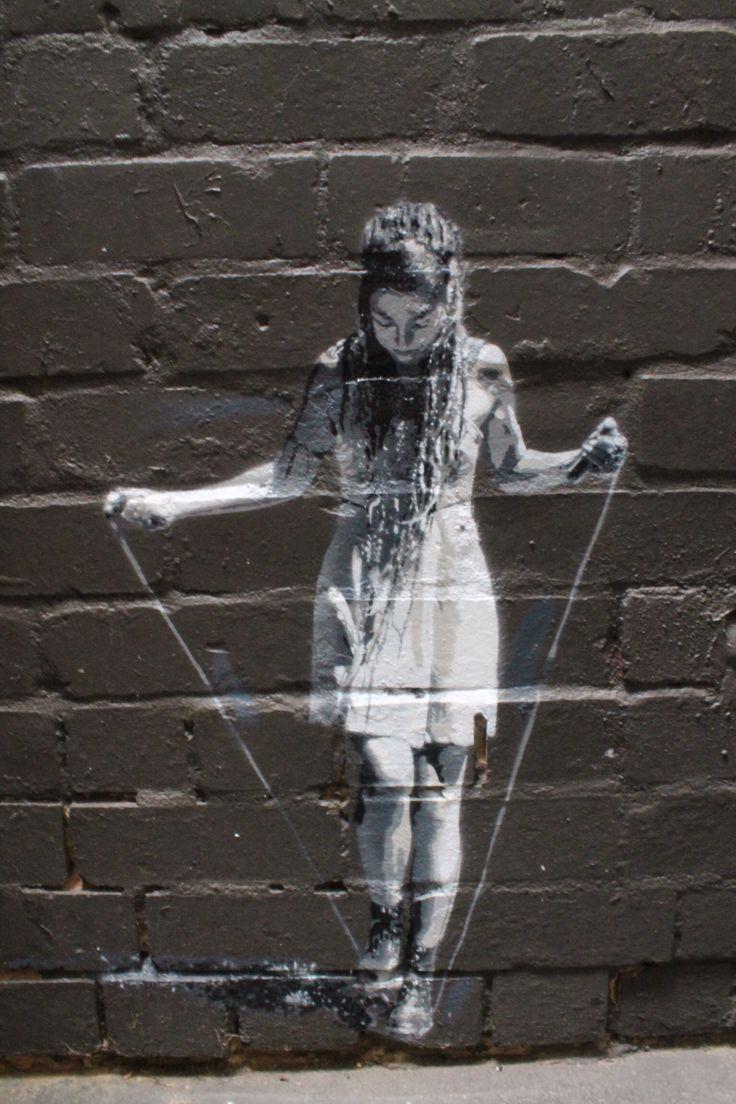 melbourne (australia) street art