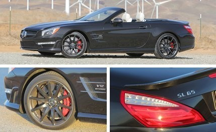2013 Mercedes-Benz SL65 AMG First Drive – Review – Car and Driver