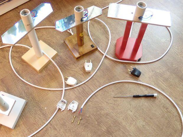 how to make handmade lamps