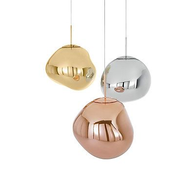 Tom Dixon Mini Melt Ceiling Pendant Light