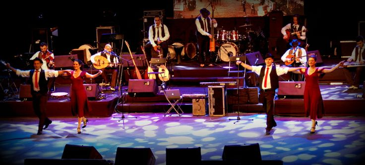 2012.06.09 20η επέτειος της Kalan στο Harbiye, Κωνσταντινούπολη || 20th Kalan's Consert at Harbiye, Istanbul