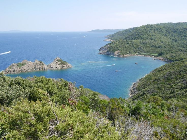 Rocher du Rascas - Port-Cros                                                                                                                                                                                 Plus