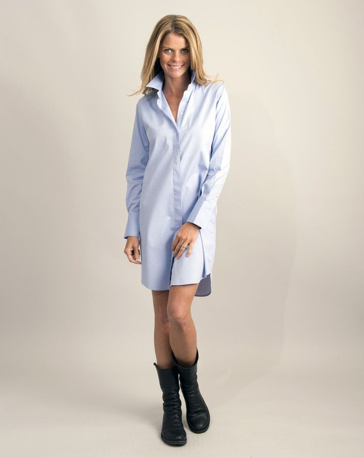 The Covered Placket Shirtdress | Versatile Shirtdresses to Wear Yearround