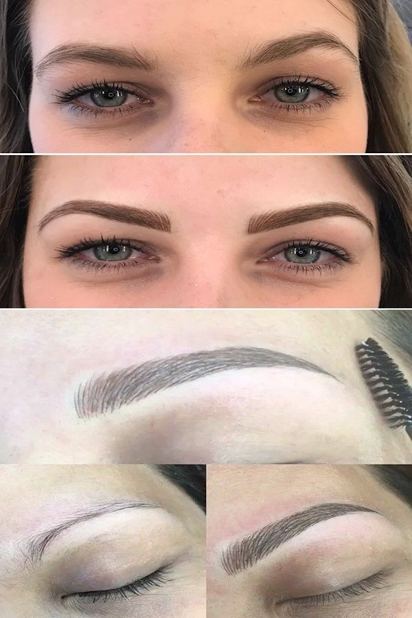 Eyebrow Weave | Shaping Eyebrows With Tweezers | How To ...