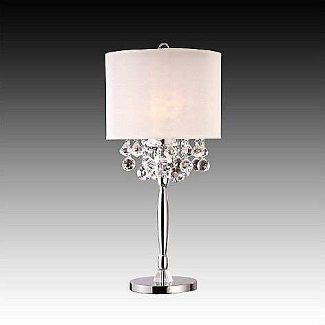 HomeBasica Crystal Table Lamp