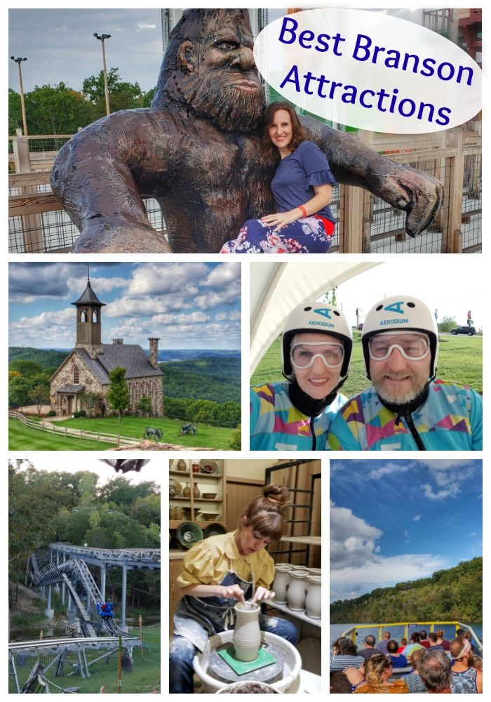 Best Branson Attractions Clever Housewife Branson Attractions Branson Missouri Vacation Travel Fun