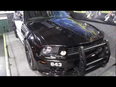 DECEPTICON BARRICADE TRANSFORMERS DARK OF THE MOON POLICE CAR - YouTube