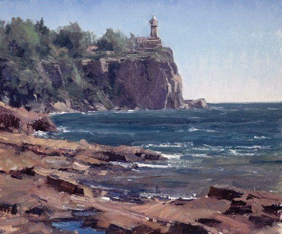Картина Мэтт Смит американский художник.