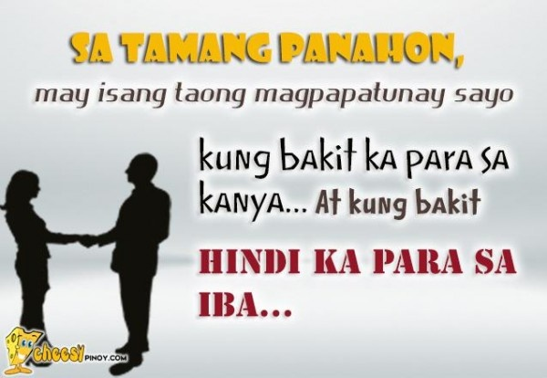 Cheesypinoy.com » We Have A Collection Of Tagalog .