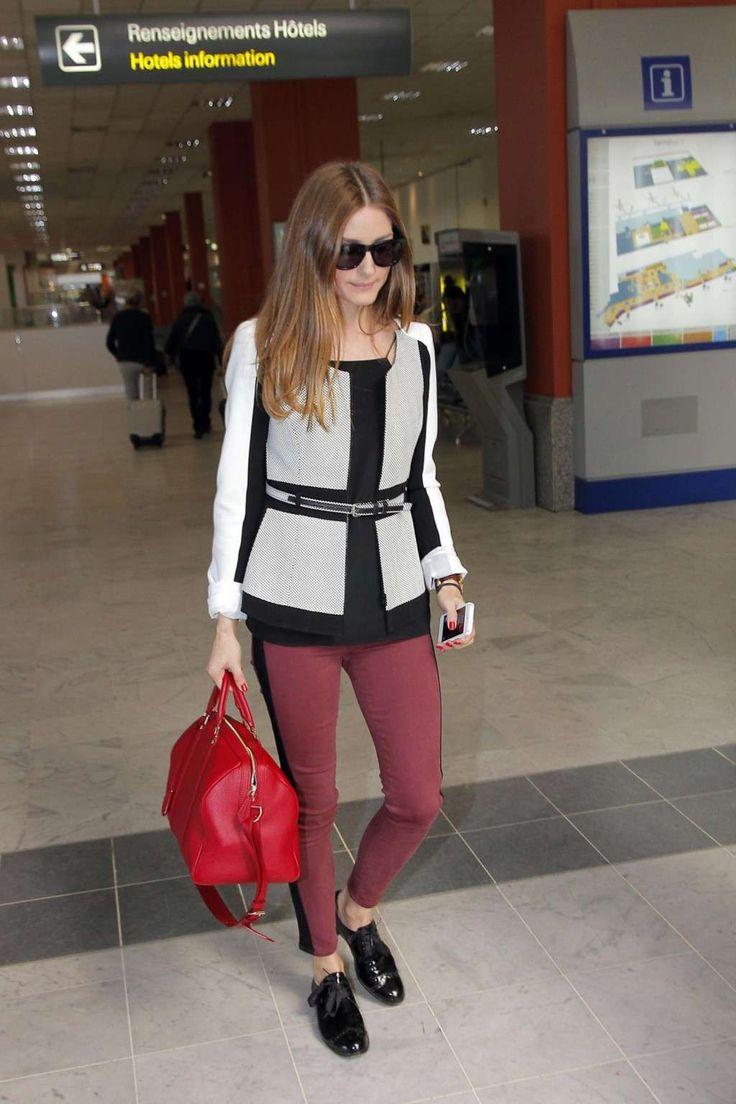 Olivia Palermo: fotos look de aeropuerto llegando a Cannes 2013 (Foto 11/12) | Ella Hoy
