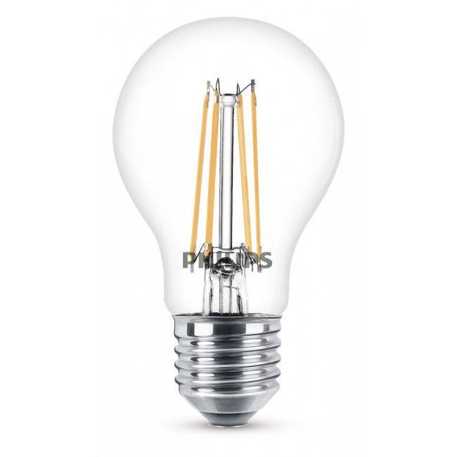 Good Philips LEDclassic A Leuchtmittel E lm W klar ww