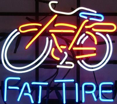 Fat Tire Beer Logo 45