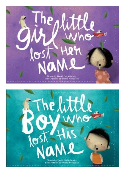 We've looked at many personalized books for kids over the years. Some are really lovely; others, not so much. Now there's one more to...