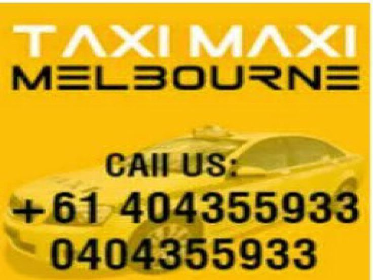 http://www.taximaximelbourne.com.au/ - Hire #MaxiCabs To Have a Comfortable Journey  http://www.taximaximelbourne.com.au/ - While you hire maxi cabs to reach your destination, you can rest assured while getting the best and comfortable services.