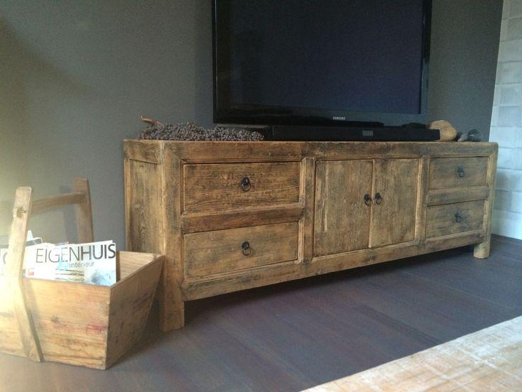 Tv-meubel Elmwood   Taatje, Wonen in stijl