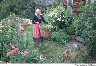 """It's wonderful to grow old,"" Tasha Tudor said in an interview. "" You can get…"