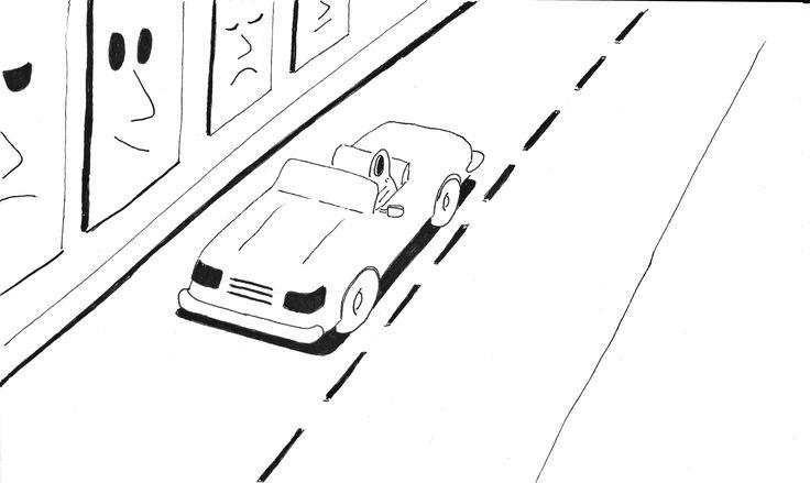 Titta på mitt @Behance-projekt: On the way https://www.behance.net/gallery/44789781/On-the-way