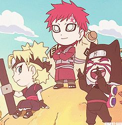 """No Idols No Life — Naruto SD ED 04 """"Icha Icha Chu Chu Kyappi Kyappi..."""