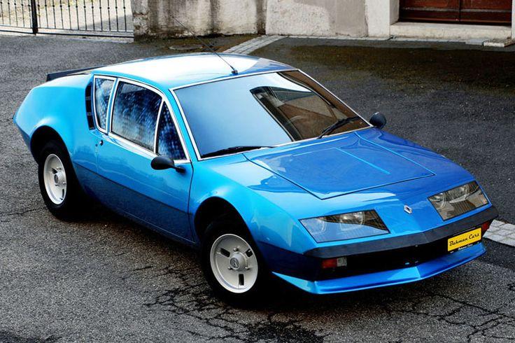 alpine a310 v6 mk1 1976 - 1985