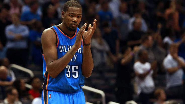 Kevin Durant (hamstring) expected to return to Thunder this week
