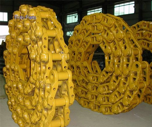 Track link, Track Chains for Excavator and Bulldozer, Undercarriage Parts. China Direct Manufacturer. Please contact us at candy.lee@machinespart.com. Thanks.