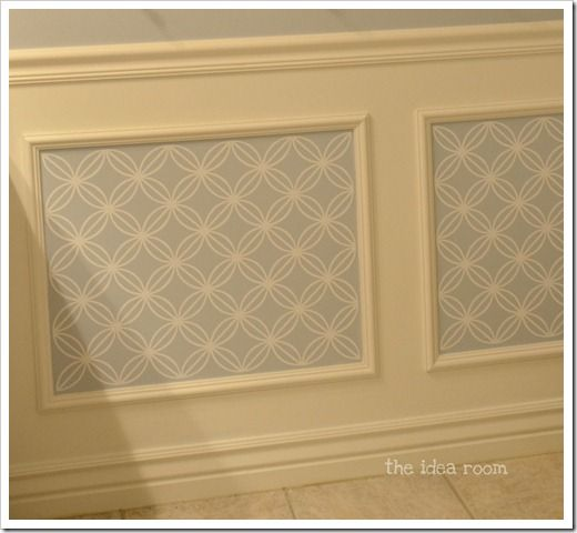 1000+ Ideas About Faux Wainscoting On Pinterest