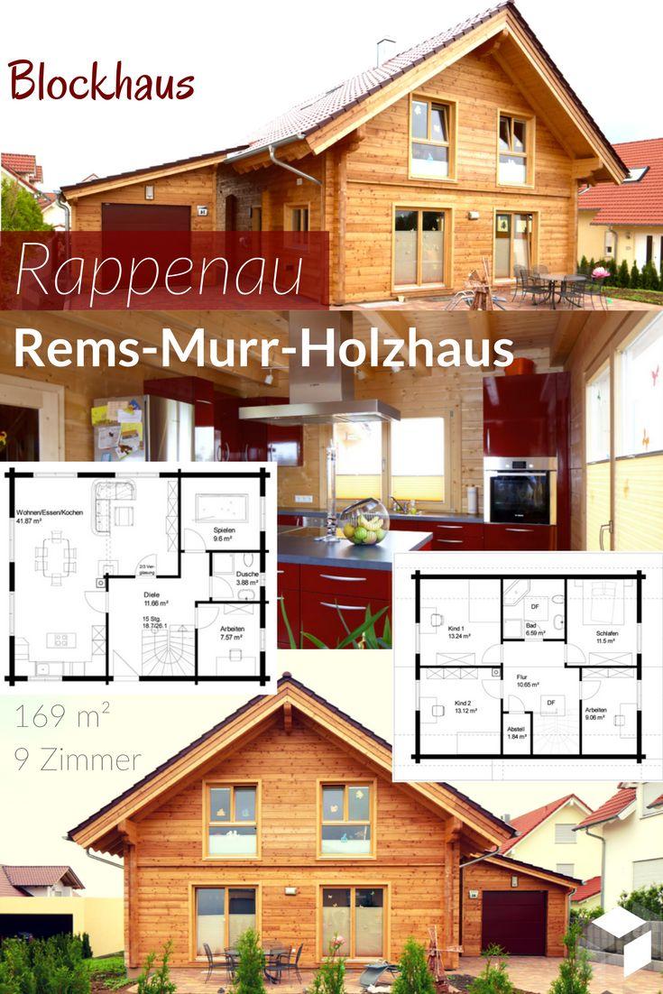 48 best Alpenländische Häuser - Blockhäuser und Chalets Alpin Stil ...
