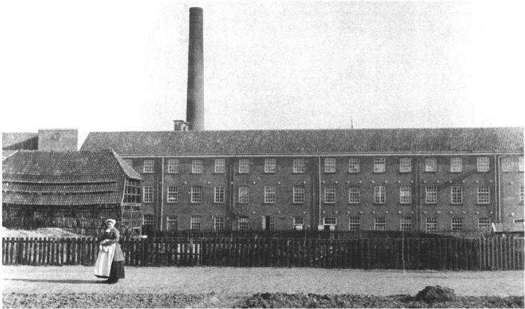 De fabrieken - Textielhistorie Enschede