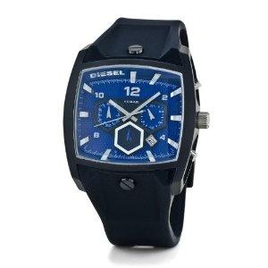 Diesel Herren-Armbanduhr XL Digital Kautschuk DZ4188 Top-Preis « Diesel Uhren Herren