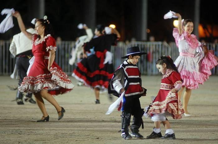 Baile de la Cueca Chilena