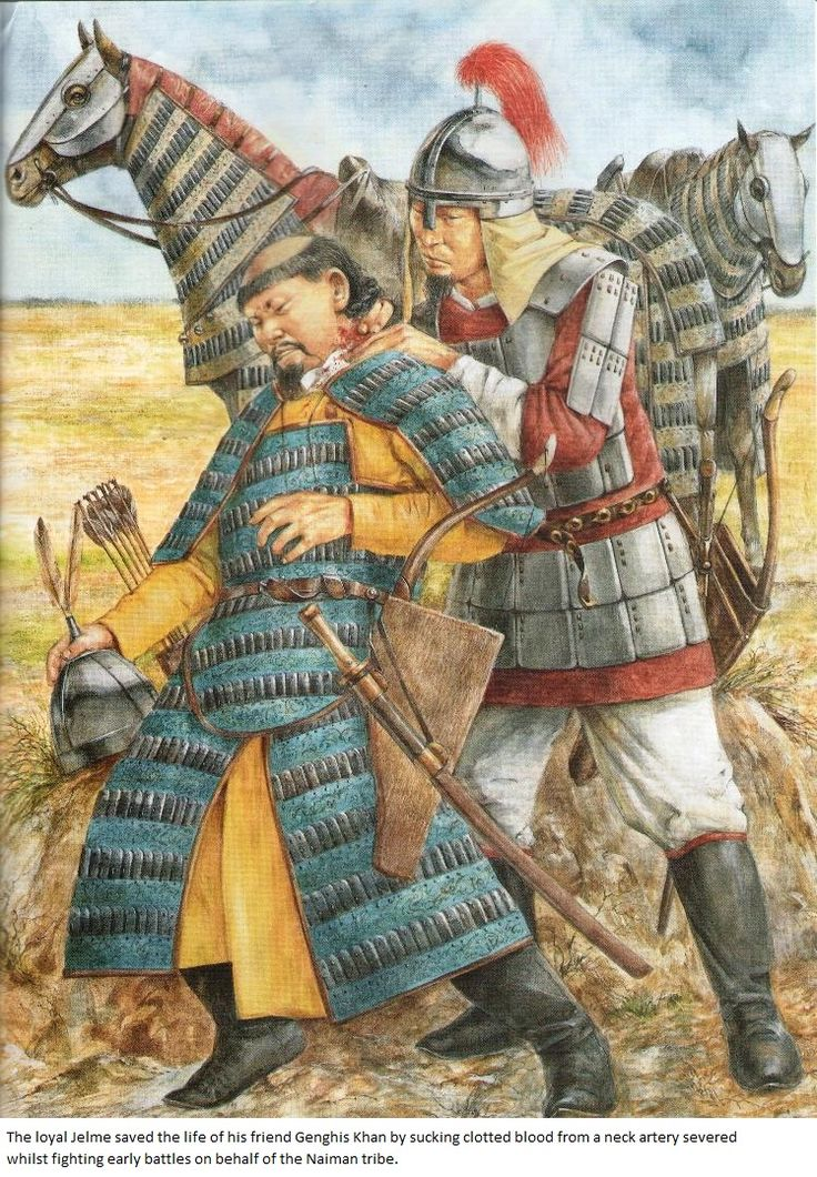 Attila The Hun Vs Genghis Khan