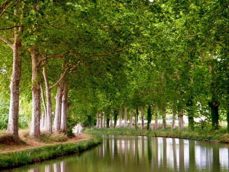 Canal Du Midi, Beziers