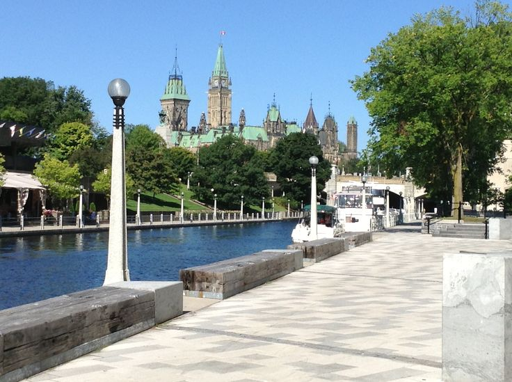 Had a nIce early morning run along the canal in Ottawa ON. @Sara_McLennan