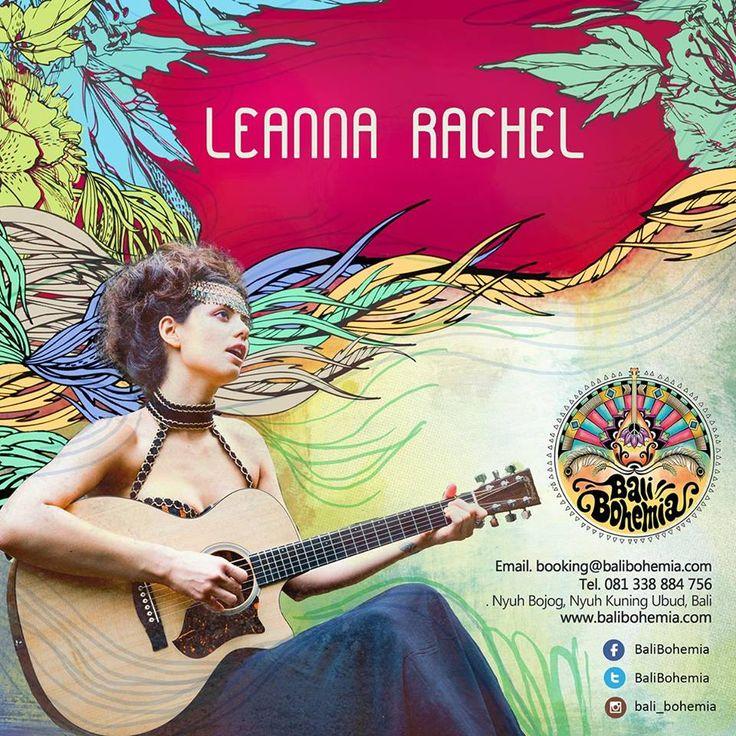 Live Music with Leanna Rachel @ Bali Bohemia > Bali Event Calendar