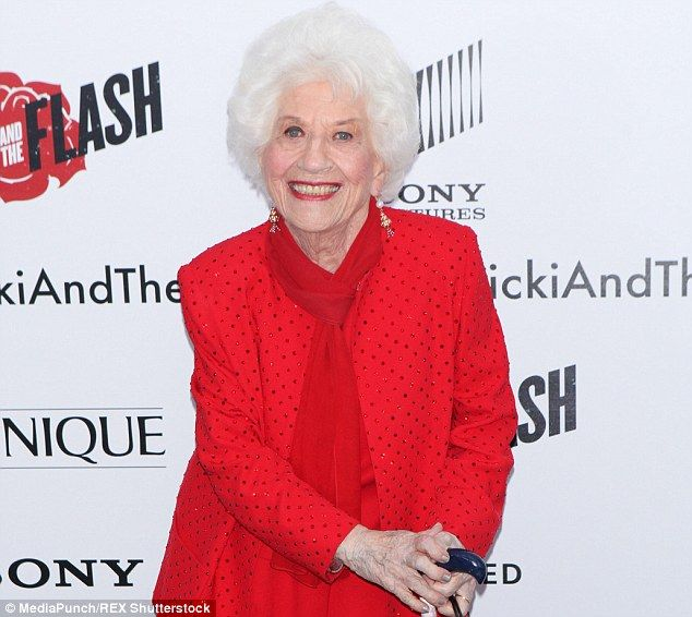 Candid: The Facts of Life star Charlotte Rae, pictured in August, has published a no-holds...  About to turn 90 years old.