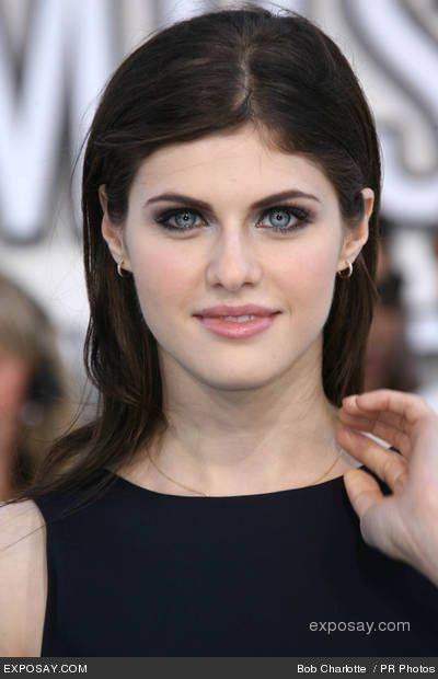 Alexandra Daddario/ Percy Jackson Series (Movie) she is pretty. I just dont think she fit the Annabeth Chase profile.