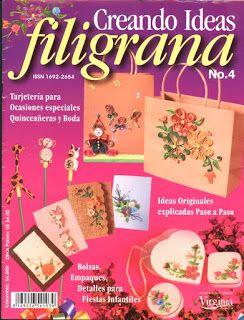 revista gratis filigrama