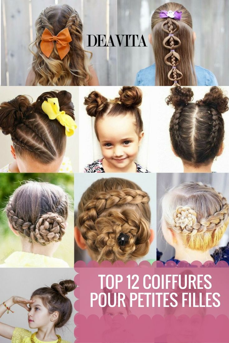 12 Idees De Coiffure Petite Fille A Travers 50 Images Totalement Magnifiques Coiffure Petite Fille Idees De Coiffures Coiffure